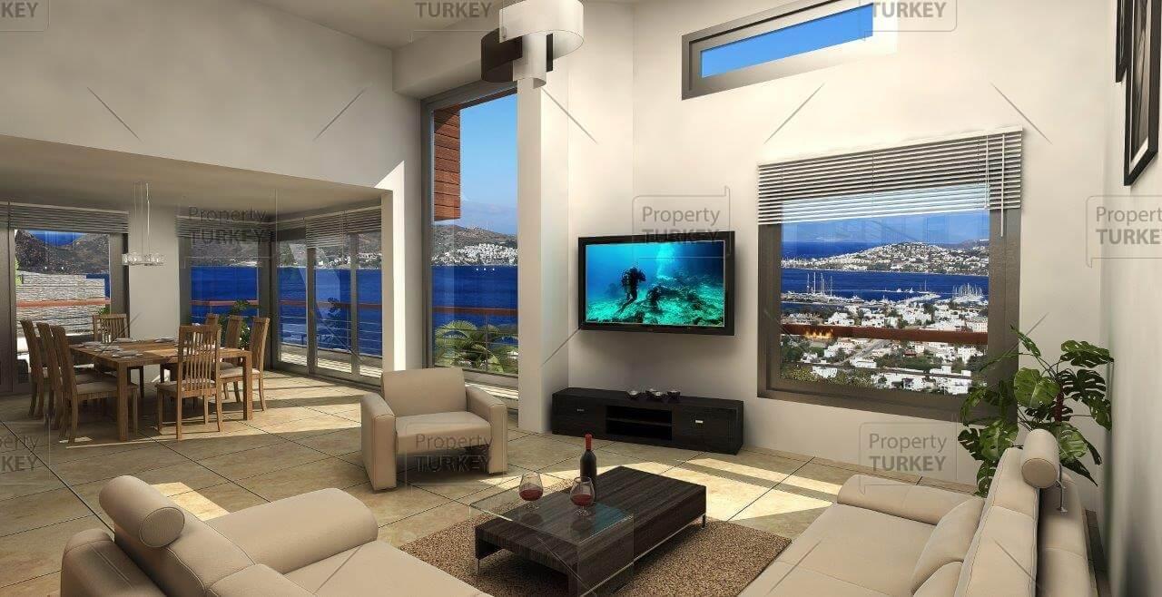 5 Bedroom Marina Vista Mansion in Yalikavak