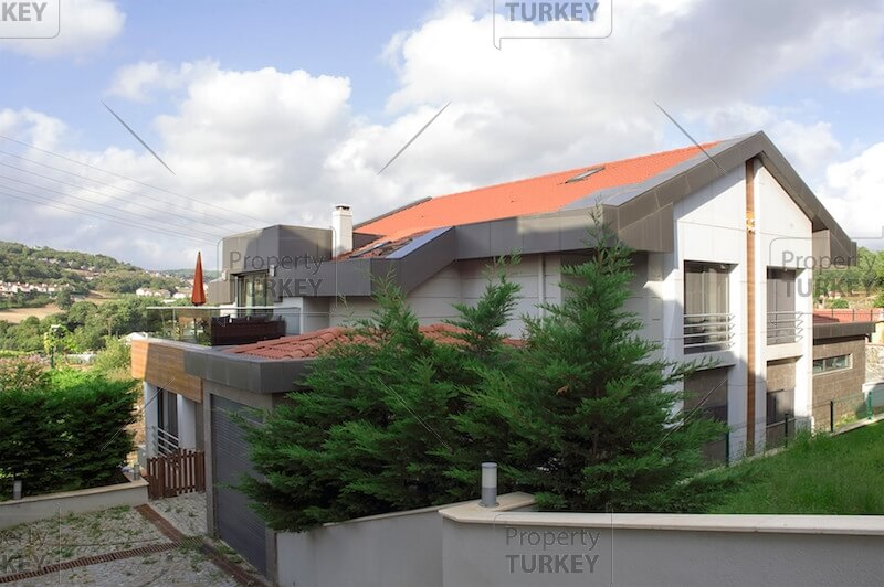 Luxury 5 bed Villa for sale in Zekeriyakoy Istanbul