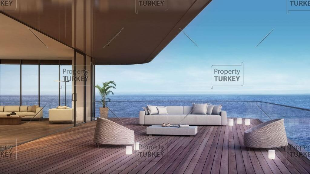 Charm Blue Istanbul Modern Luxury Seafront Homes