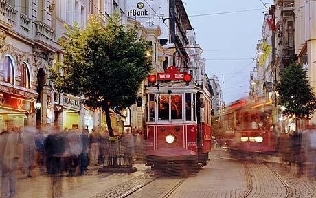 Beyoglu, Istanbul
