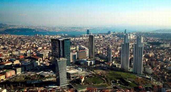 Бомонти, Стамбул