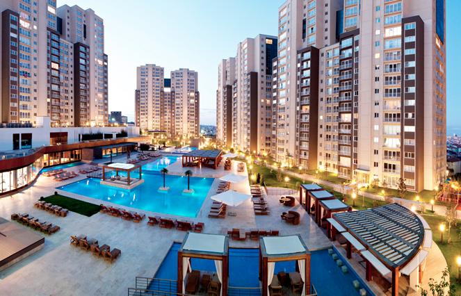 Beylikduzu development Istanbul