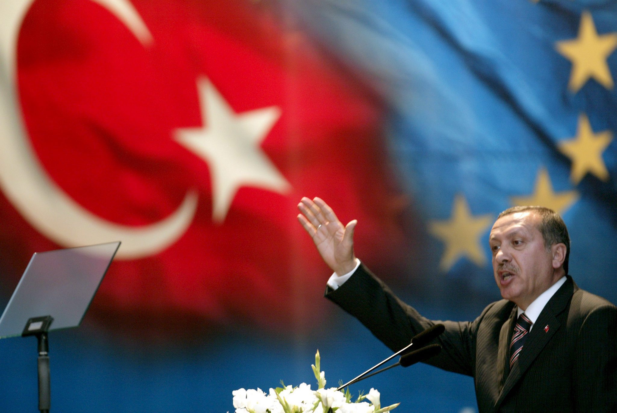 turkeys admission to eu Istanbul — the european parliament is likely to vote on thursday to suspend negotiations to bring turkey into the european union, infuriating ankara and possibly hastening the end of a long and troubled process while the vote is advisory rather than binding, the government of president recep.
