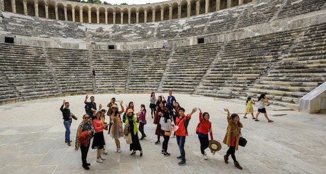 Kurtulmus predicts an increase to 35 million visitors to Turkey in 2018