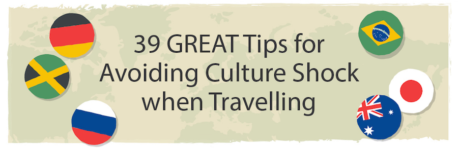 Tips for avoiding culture shock