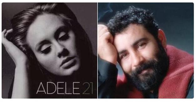 Adele and Ahmet Kaya