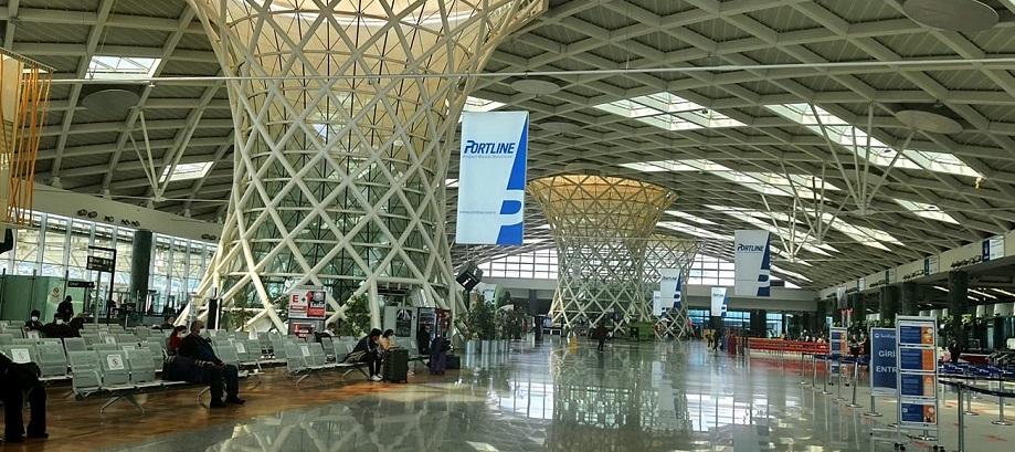 伊兹密尔的机场