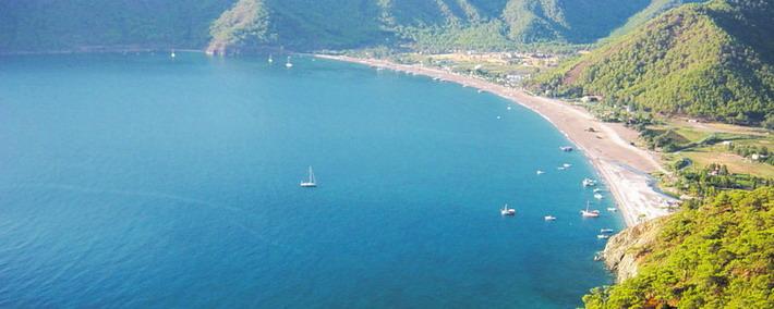 Adrasan Bay Antalya