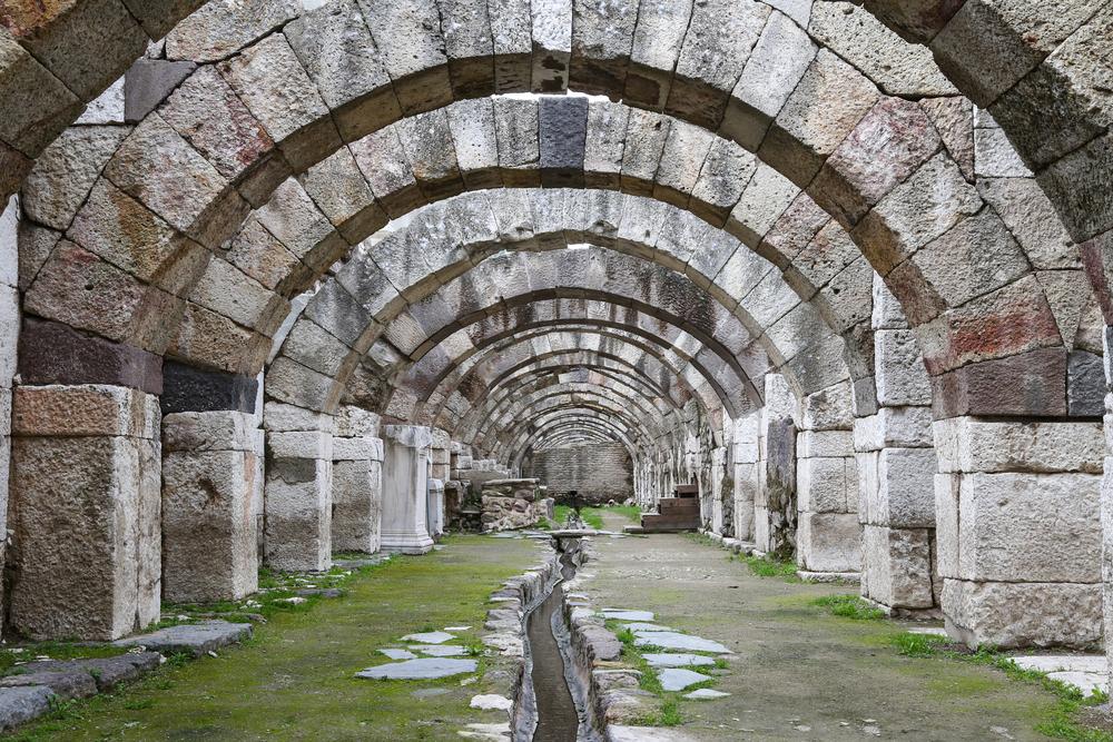Agora Ruins Turkey