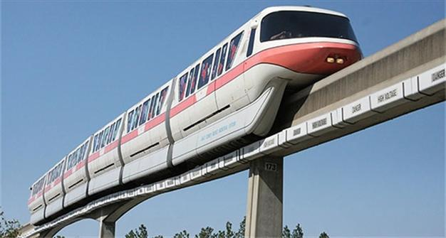 The new Air Rail will transport residents from the Mall of Istanbul to the Marmara Sea