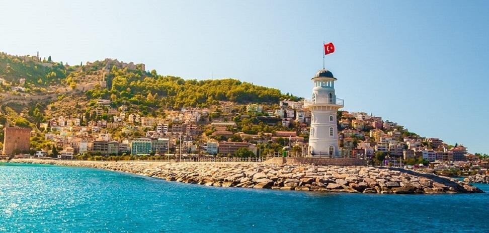 Alanya in Turkey