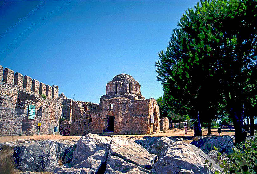 Alanya Castle, Turkey