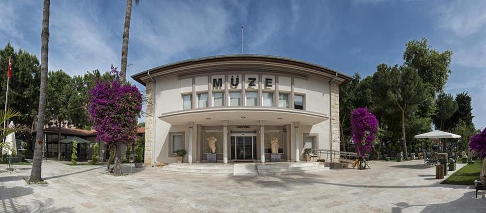 Археологический музей в Алании