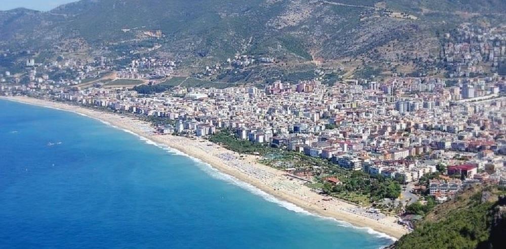 Beaches in Alanya