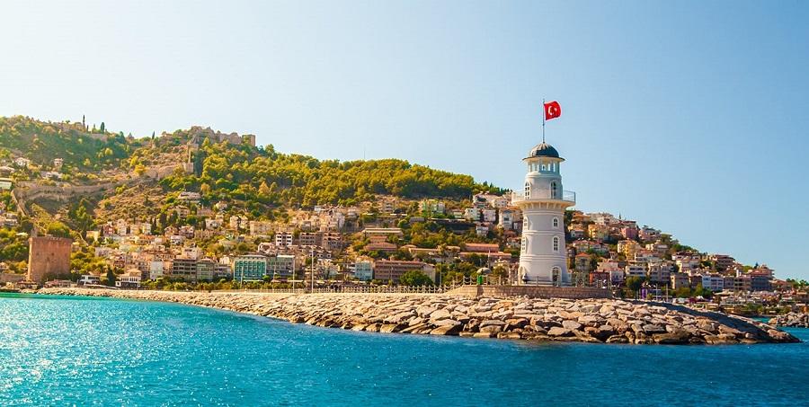Alanya in Antalya