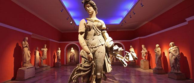 Antalya Museum, Turkey