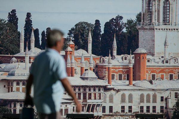 Russians in Antalya, Turkey