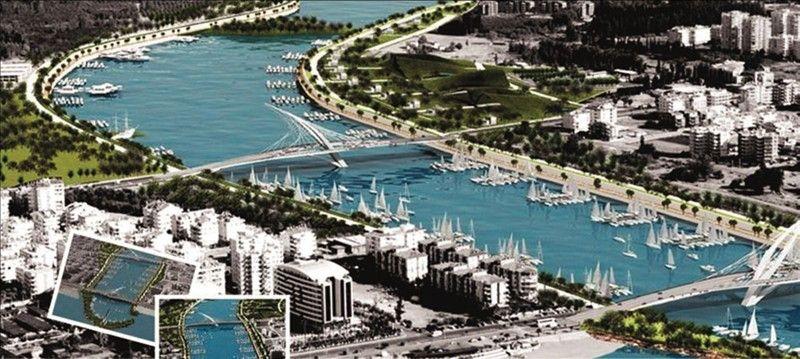 Antalya Bogacay Marina