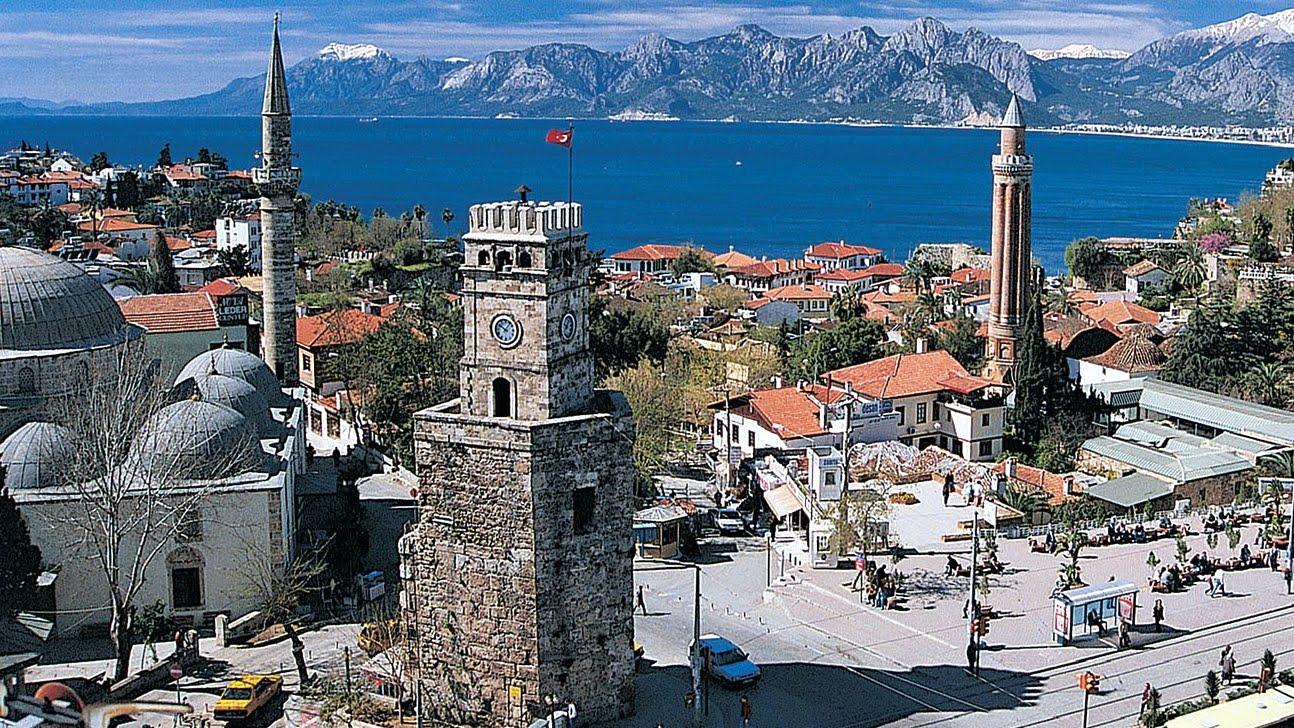 Antalya centre