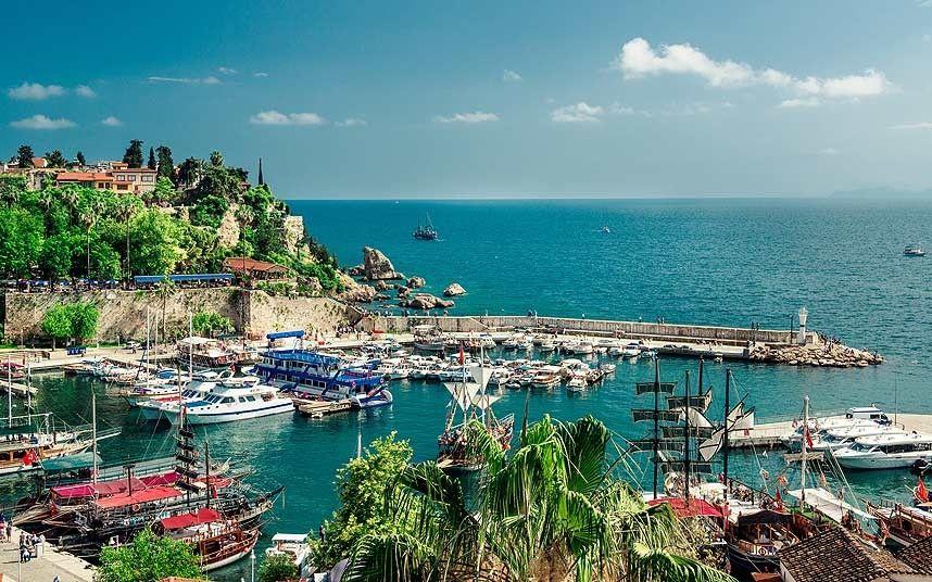 Antalya Harbour