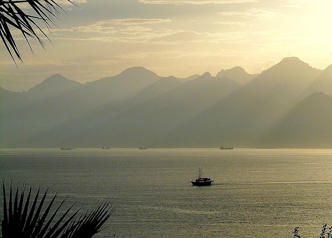 Antalya sunset
