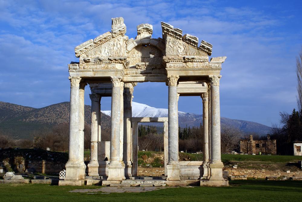 Aphrodisias city