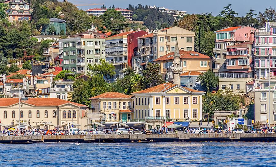 Arnavutkoy in Istanbul