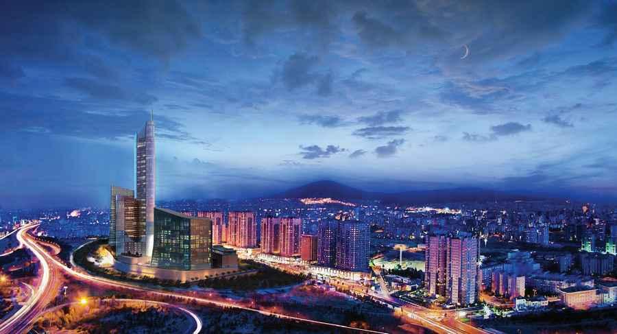 Строящаяся недвижимость в Стамбуле
