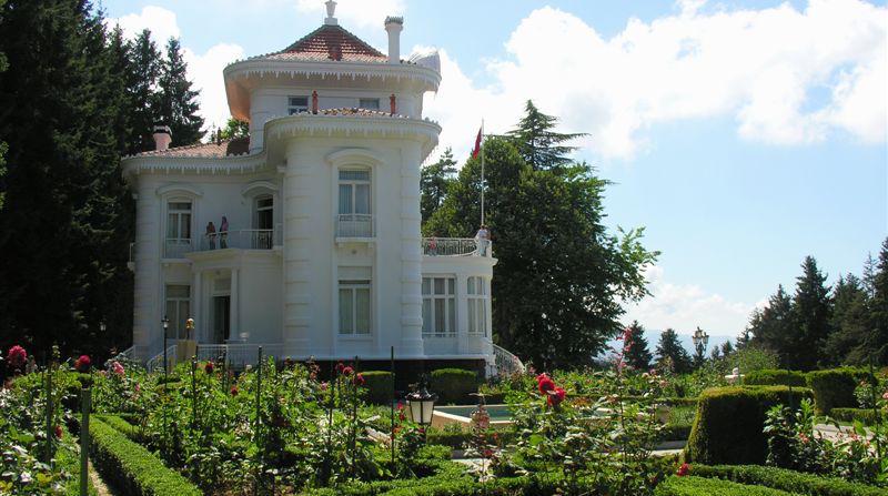 Ataturk Mansion Trabzon