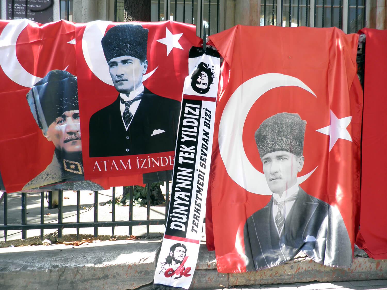 Ataturk portrait