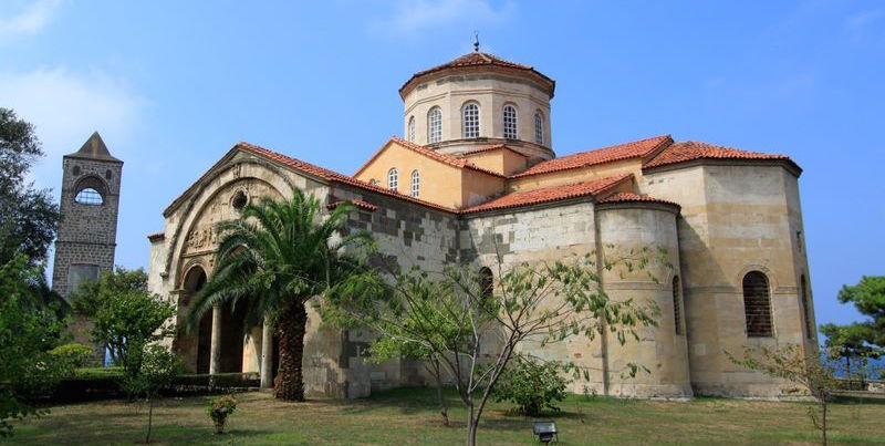 Aya Sofya Mosque Trabzon