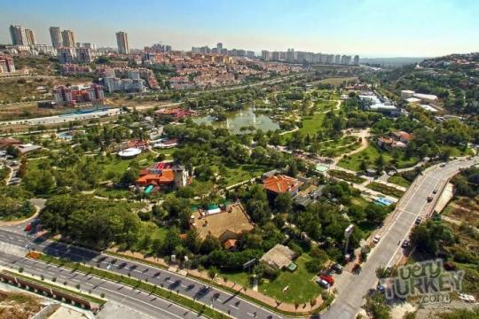 Bahcesehir, Istanbul