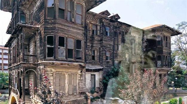 Bakirpasa Mansion, Istanbul