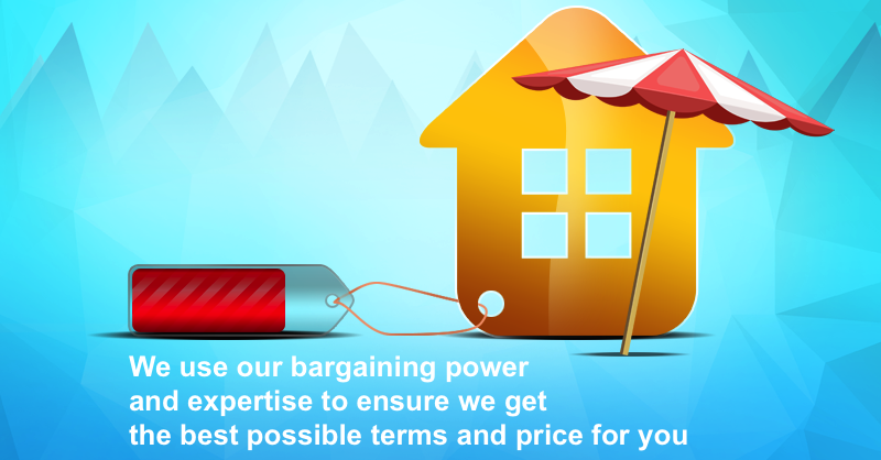 Bargaining power
