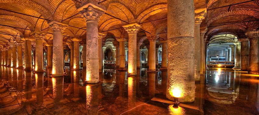 Istanbul basilica