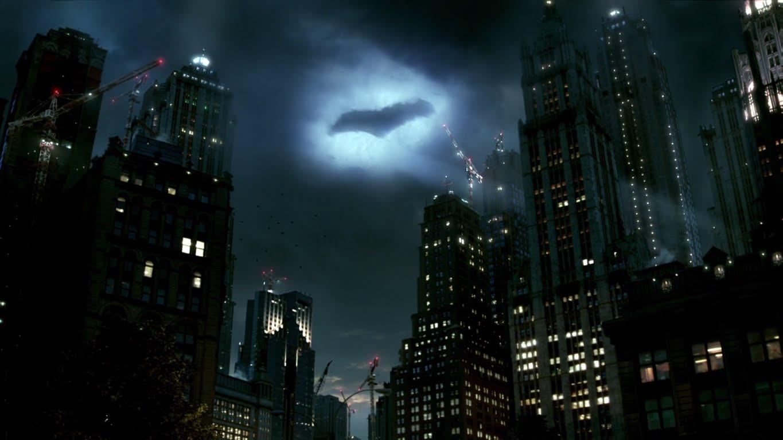 Gotham City, Turkish Airlines ad