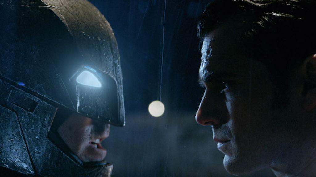 Batman vs Superman Turkish Airlines