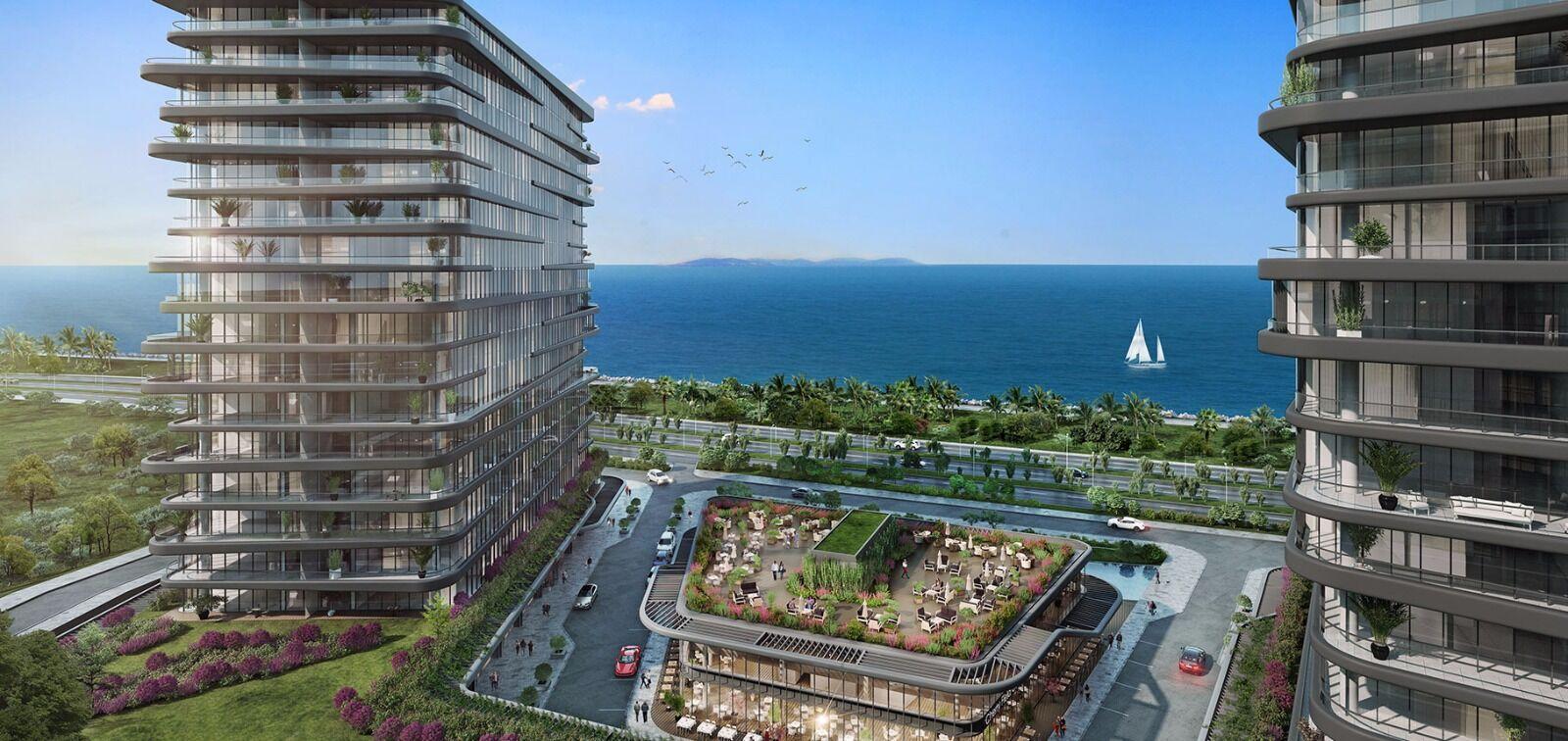 الاستثمار العقاري  المثالي في اسطنبول: لماذا تختار منطقة زيتون بورنو ومشروع يدي مافي؟