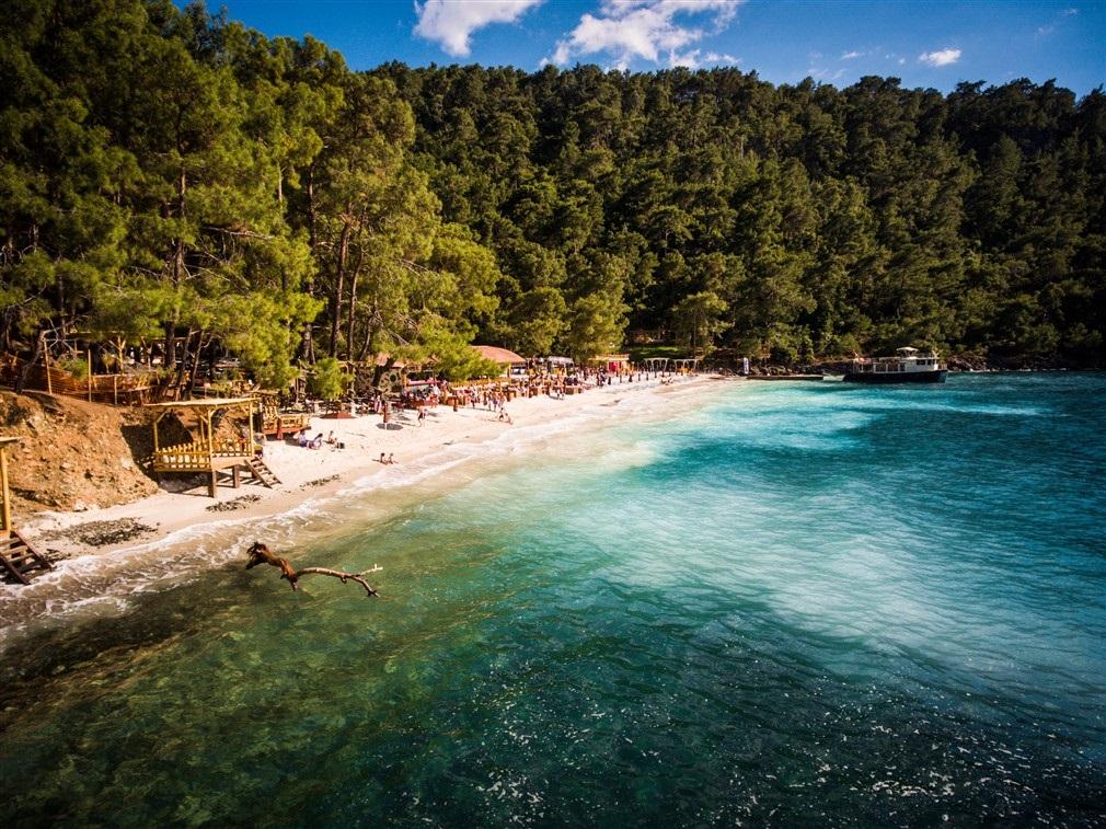 Turkey's most beautiful hidden beaches