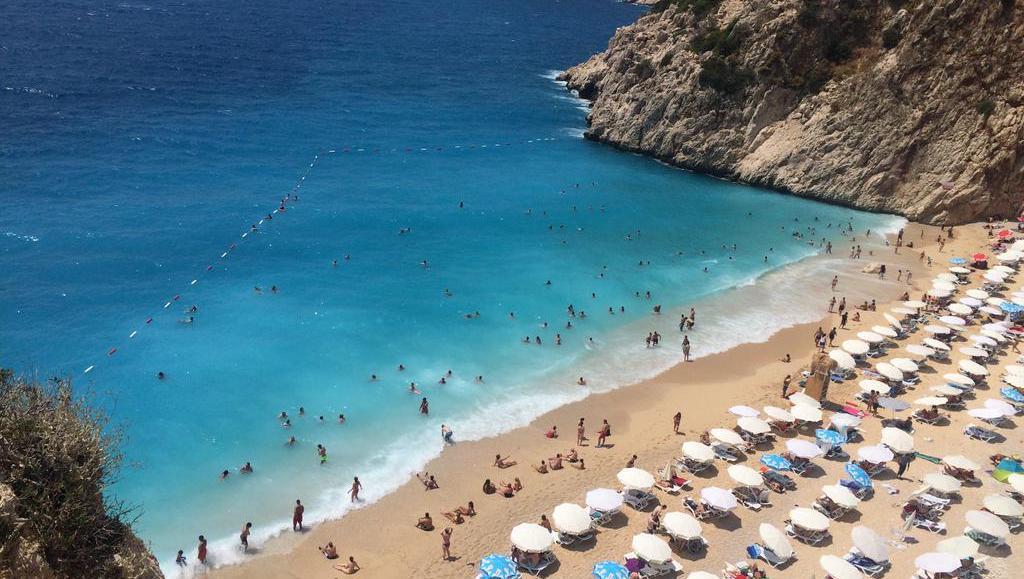 Beach in Fethiye