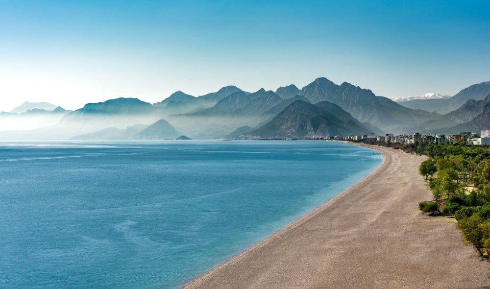 Beaches in Antalya