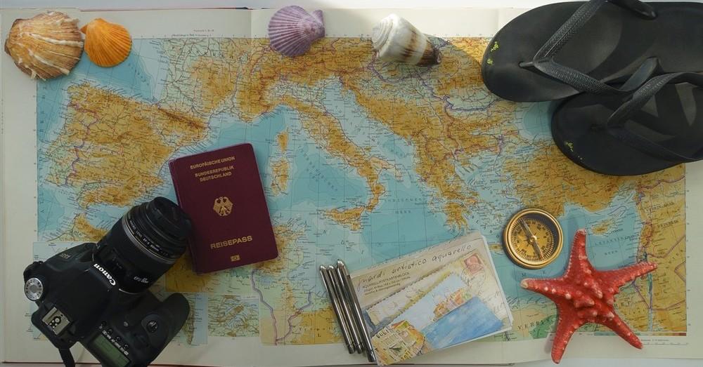 Flying to Turkey