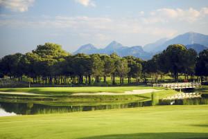 ملاعب الغولف في بيليك