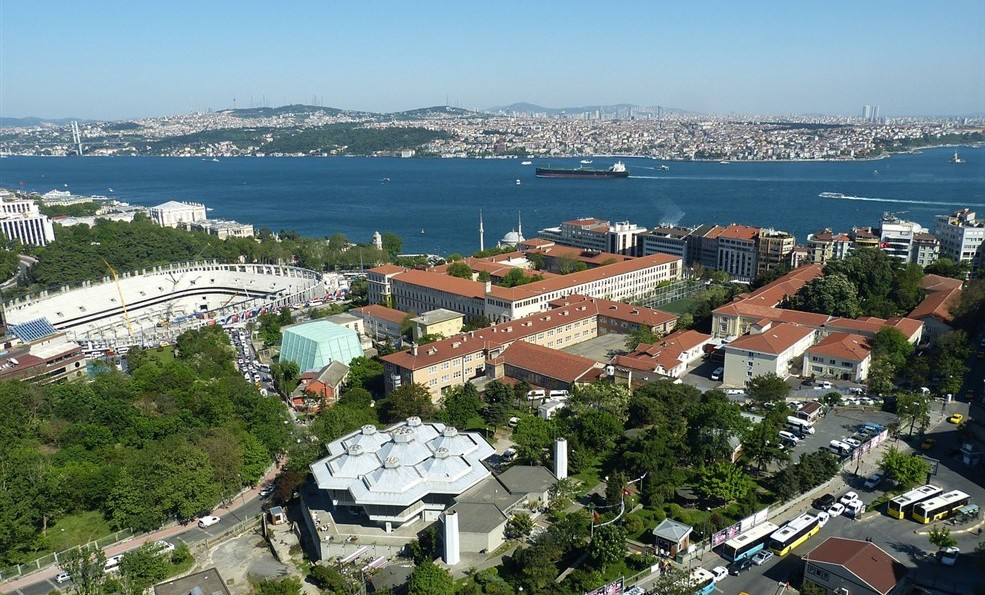 Besiktas in Istanbul