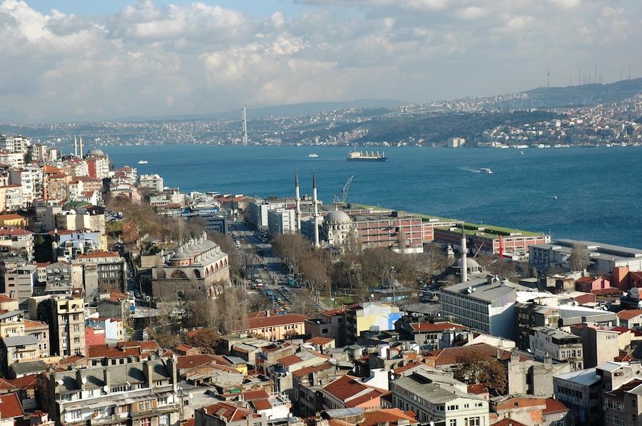 Beyoglu in Istanbul