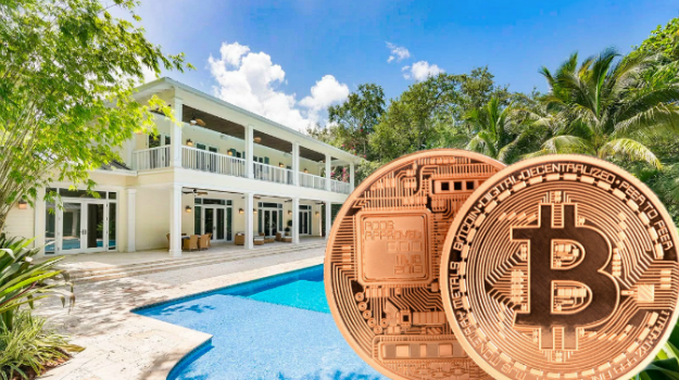 Buying property with Bitcoin cuts out banks, fees and time