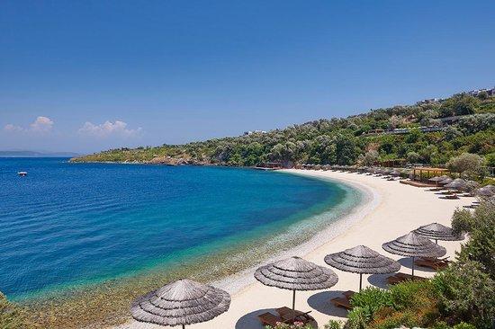 The famous Turkbuku Beach