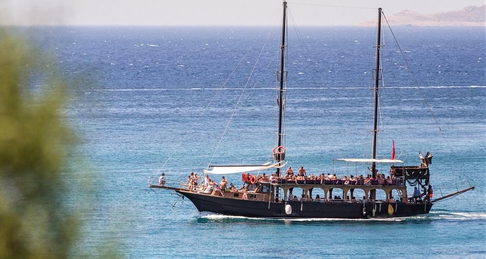 Gokcebel sailing trips