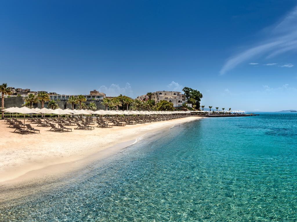 The Best Sandy Beach In Turkey