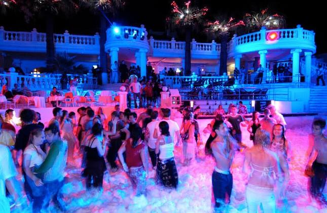 Bodrum nightclub